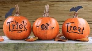 It's Halloween Day
