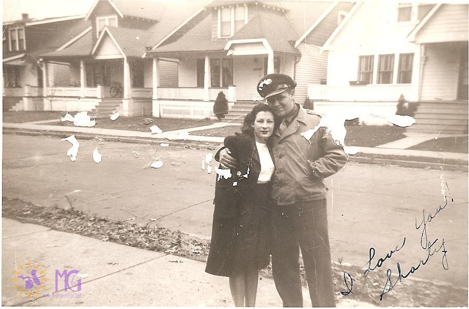 papa and grandma, i love you, shorty