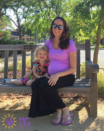 toddler with pregnant mom diary of a dog