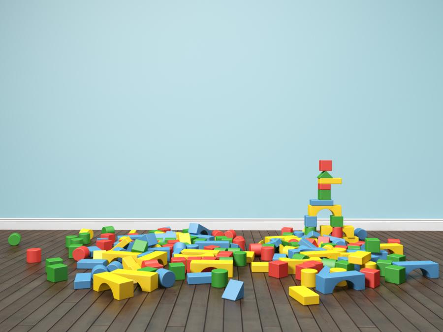 Balancing Blocks by Melissa Bowers